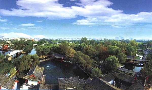 百脉泉公园