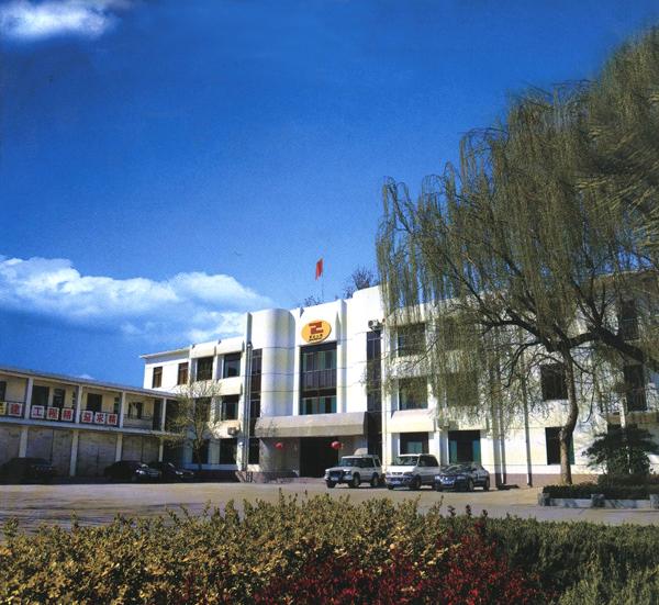 第二建筑办公楼